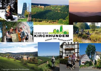 Postkarte Kirchhundem