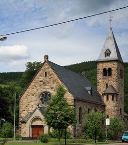 Foto Kirche Benolpe
