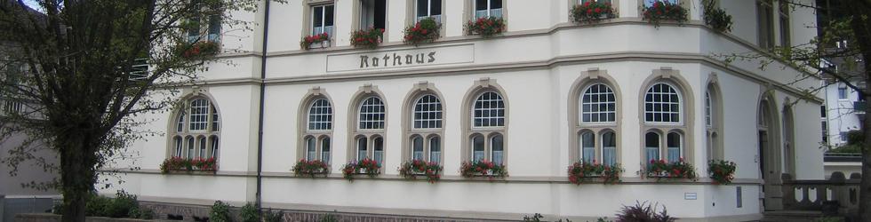 Rathaus Kirchhundem; Foto: Wolfgang Grotmann