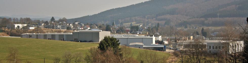 Gewerbegebiet Welschen Ennest; Foto: Martin Vormberg